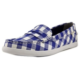 Cole Haan NANTUCKET LOAFER Round Toe Canvas Loafer