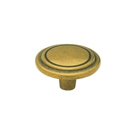 Liberty 2Pk 1-1/4 Aln Ring Knob
