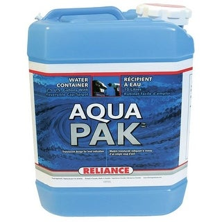 Reliance Aqua-Pak Water Container 2.5 Gallon 8905-03