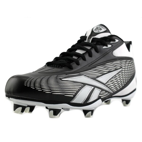 Reebok Nfl Electrify SD4 Men Black/White Cleats