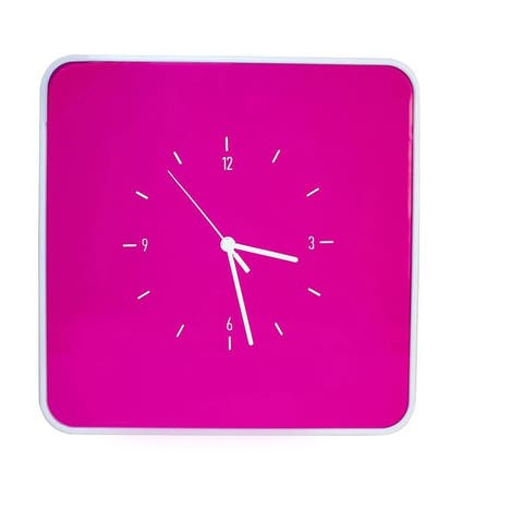Paperflow Contemporary Design MultiBox Key Holder with Clock