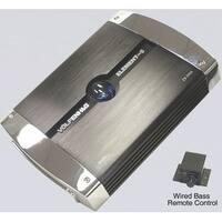 800 Watt Max 4 Channel Mosfet Bridgeable Car Audio Amplifier
