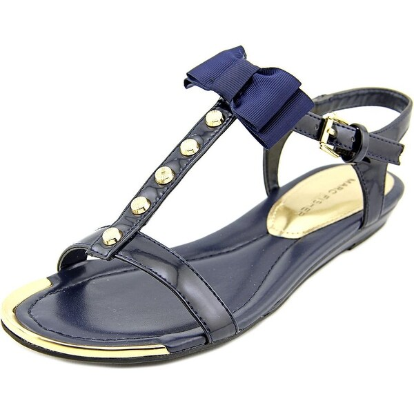 Marc Fisher Mavies   Open Toe Synthetic  Sandals