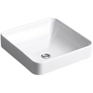 """Kohler K-2661 Vox 15-3/4"""" Vessel Sink with Overflow"""