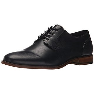Gordon Rush Mens Trent Leather Plain Toe Derby Shoes - 9