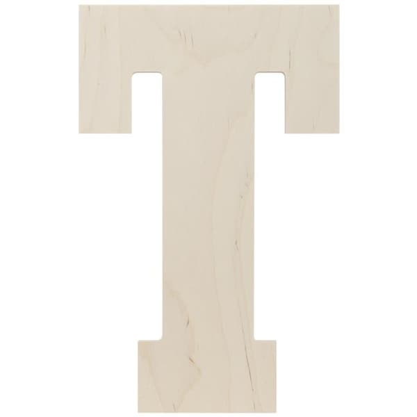 Mpi 13 In Baltic Birch Collegiate Font Letters Numbers Letter T