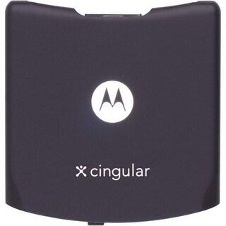 OEM Motorola V3c Standard Battery Door - Black