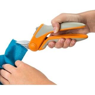 Easy Action Tabletop Rag Quilt Snip - Fiskars