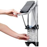 Plastic Bottle & Can Crusher - Wall Mounted - Crush Bottles up to 2 Liters