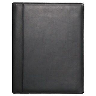 Buxton Leather Business Padfolio - Black