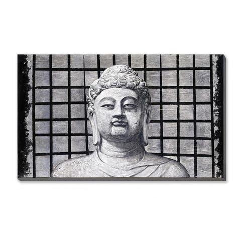 Buddha Hand Painting