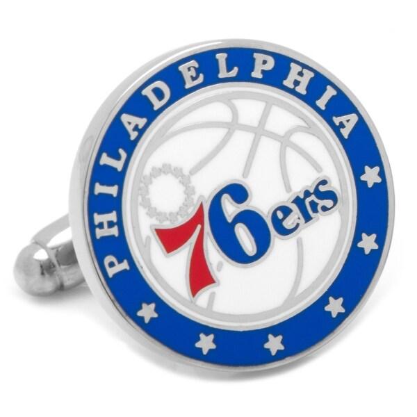 Philadelphia 76ers Cufflinks