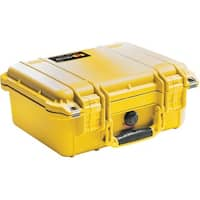 Pelican 1400-000-240 1400 Protector Case(Tm) With Pick N Pluck(Tm) Foam (Yellow)