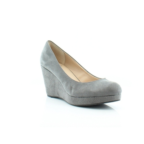 American Rag Womens kenna Round Toe Wedge Pumps
