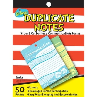 Dr. Seuss Communication Duplicate