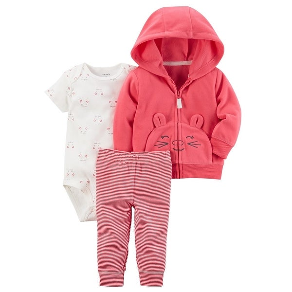 dd8e8521e25e Shop Carter s Baby Girls  3-Piece Little Jacket Set