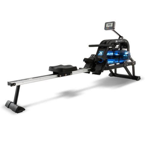ERG600W Water Rower - Black/Blue