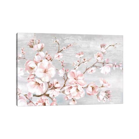 "iCanvas ""Spring Cherry Blossoms I "" by Eva Watts Canvas Print"