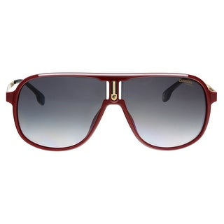 Carrera 1007/S 0C9A Red Aviator Sunglasses - no size