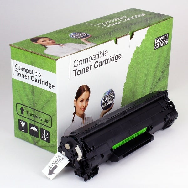 Value Brand replacement for Canon 128 Toner (2,100 Yield)