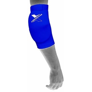 Adjustable Elbow Brace Support Elastic Wrap Pain Relief Protector Blue