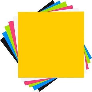 "Assorted - Cricut Outdoor Vinyl Home Sampler 12""X12"""