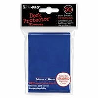 50 Ultra-Pro Blue Sleeves/Deck Protectors for Magic/MTG, Pokemon Cards (New)