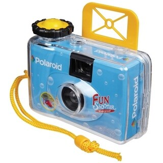Polaroid POL-SL35 Single Use Waterproof Camera, 35mm