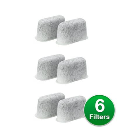 Replacement Charcoal Water Filter For Cuisinart DCC-1000BK Coffee Machines