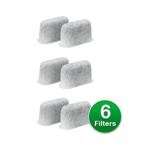 Replacement For Cuisinart DCC-RWF Activated Carbon Coffee Water Filter