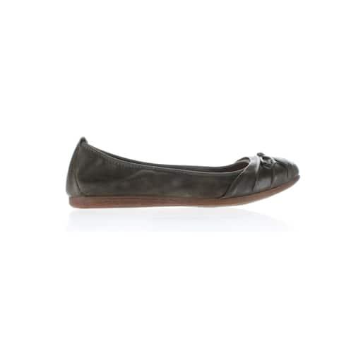 Born Womens Chelan Sage Ballet Flats Size 6.5