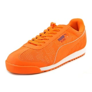 Puma Roma Engineer Camou Round Toe Synthetic Sneakers