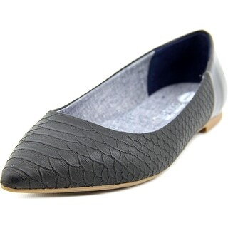 Dr. Scholl's Sidney Pointed Toe Synthetic Flats