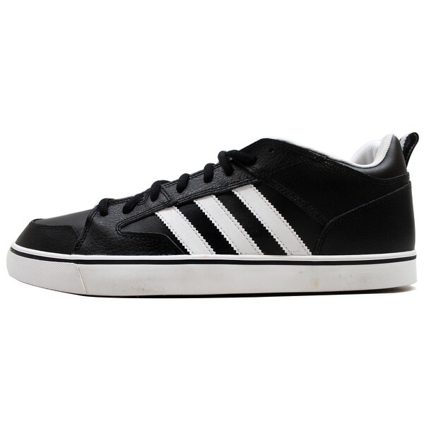 Adidas Men's Varial II 2 Low Black/White-Black D68684