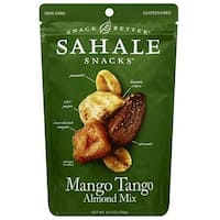 Sahale Snacks Mango Tango Almond Trail Mix - Case of 4 - 8 oz.