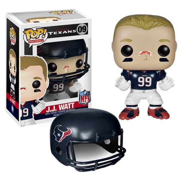 Houston Texans NFL Funko POP Vinyl Figure: JJ Watt