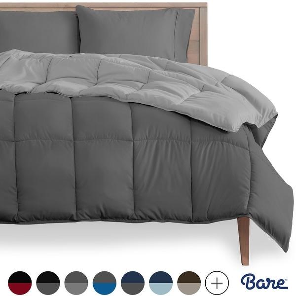 Bare Home Reversible All-Season Down Alternative Comforter. Opens flyout.