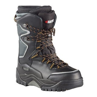 Baffin Men's Lightning Snow Boot Black/Charcoal
