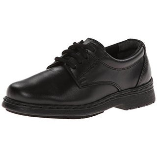 JJ School Ted Oxfords Leather Toddler Boys - 11.5 medium (d)