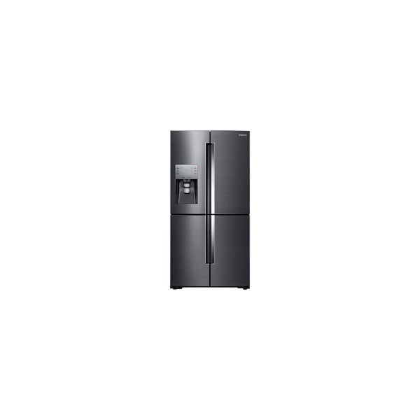 Shop Samsung Rf22k9381s 36 Inch Wide 22 Cu Ft Energy Star Rated