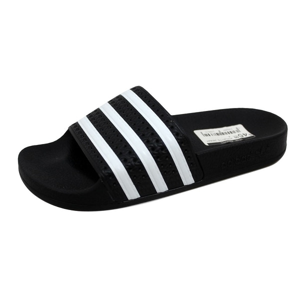Adidas Men's Adilette Black/White-Black 280647