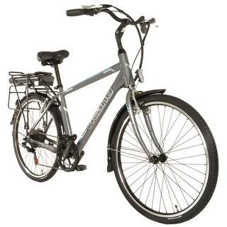 Vilano Pulse Men's Electric Commuter Bike - 26-Inch Wheels