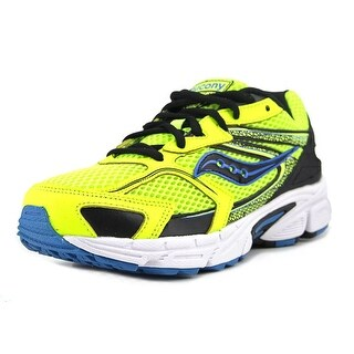 Saucony Cohesion 9 W Round Toe Canvas Running Shoe