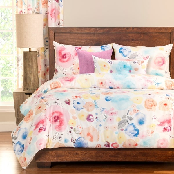 Siscovers Polka Dot Poppies 6-piece Duvet Set. Opens flyout.