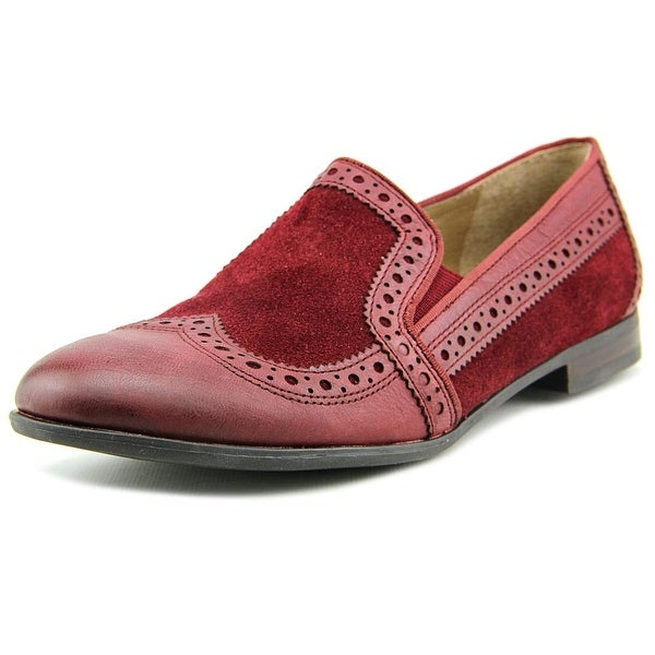 Franco Sarto Tibby Wingtip Toe Leather Loafer