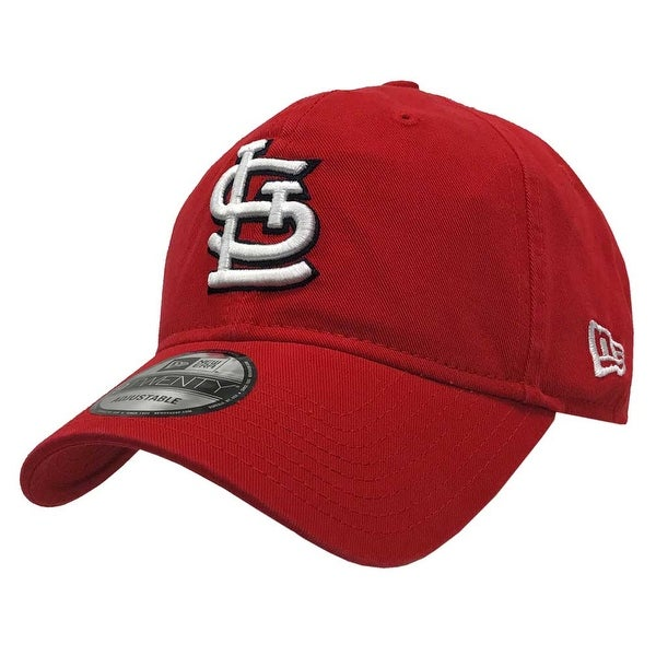 free shipping 51e57 14a2b New Era St. Louis Cardinals Baseball Cap Hat MLB Team Sharpen 9Twenty  80469224