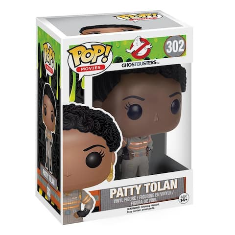 Ghostbusters 2016 POP Vinyl Figure: Patty Tolan - multi