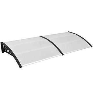 """vidaXL Door Canopy 118"""" x 39"""""""