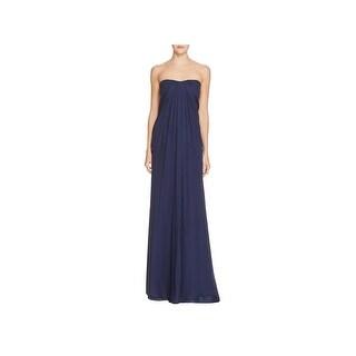 Aidan Mattox Womens Evening Dress Silk Chiffon (2 options available)