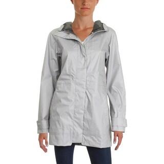 The North Face Womens Lynwood Waterproof Coat Packable Jacket